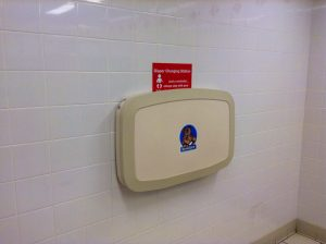DiaperChangingStation